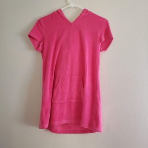 Op pink coverup